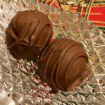 Chocolate Cookies 'N Cream Truffles